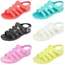 Sandali e scarpe cinturini alla caviglia senza marca sintetico per il mare da donna