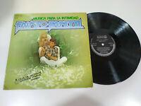 "Fausto Papetti Musica Para La Intimidad Promo 1978 - LP Vinyl 12 "" VG/VG"