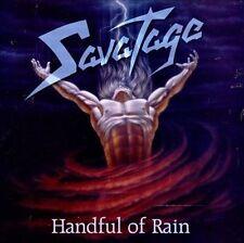 Handful of Rain by Savatage (CD, 2011, Ear Music) NEW, Bonus Tracks, Ships Free