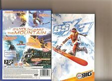 SSX 3 SNOWBOARDING PLAYSTATION 2 PS2 PS 2