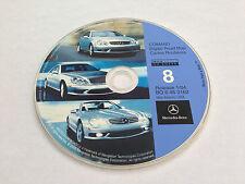 01 02 03 2004 MERCEDES CLK320 CLK430 CLK500 CLK55 NAVIGATION CD 8 DE VA MD NJ PA