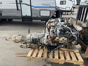 Duramax 6.6 LBZ & Allison Transmission 4WD transfer case