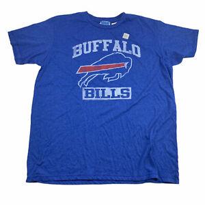 NFL Buffalo Bills Junk Food Men's Sz XL Vintage Logo T Shirt NEW 2008 RARE