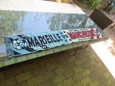 Marseille OM / Manchester - 2011 - écharpe