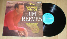 JIM REEVES 33 rpm lp THE COUNTRY SIDE rca U.K.
