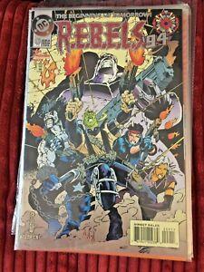 Rebels 1994 series # 0 comic book
