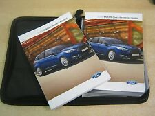 FORD FOCUS  OWNERS MANUAL -OWNERS HANDBOOK 2013-2016 COVERS AUDIO REF m79