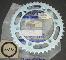 New NOS Sunstar Suzuki 1990-98 DR250 S DR350 S 1980 DR400 Rear Steel Sprocket