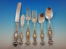 Frontenac by International Sterling Silver Flatware Set for 12 Service 75 Pieces
