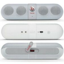 Genuine Beats by Dr. Dre Pill 2.0 Portable Wireless Bluetooth Speaker - White