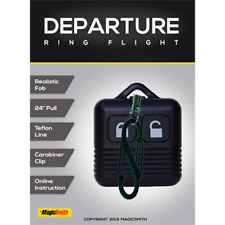 Departure Ring Flight (New and Improved) by MagicSmith ships from Murphy's Magic