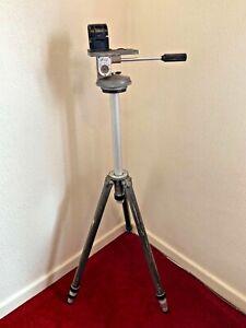 Gitzo Gilux Studex Tripod Camera Stand Photography Heavy Duty 6ft Max