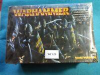 Warhammer - Dark Elves - Warriors Regiment Box Sealed - WF129