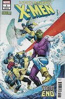 Uncanny X-Men Comic Issue 1 Winters End Limited Variant Modern Age First Print .