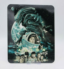 ALIEN - Glossy Bluray Steelbook Magnet Cover (NOT LENTICULAR)