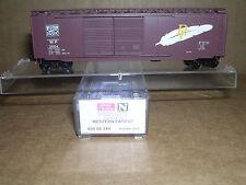 """Micro Trains #034 00 340  Western Pacific 50' D.D.Box Car #3004 """"N.Gauge"""""""