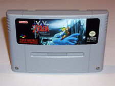 THE LEGEND OF ZELDA PARALLEL WORLDS - PAL IN ENGLISH GAME SUPER NINTENDO SNES