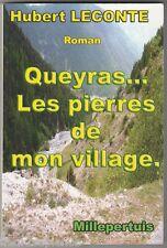Queyras, les pierres de mon village Hubert Leconte