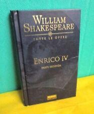 Shakespeare ENRICO IV parte seconda - Tutte le Opere - Fabbri 2003