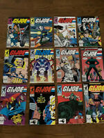G.I. Joe V1 12 Issue Run  #79 to #90 Copper Age-  Build Your Run