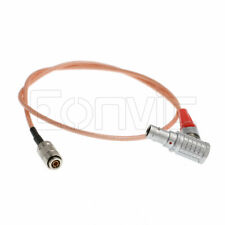 Timecode Cable Right Angle 5 Pin to DIN1.0/2.3 UltraSync ONE