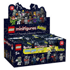 LEGO - Monsters - Minifigures Series 14 - 71010 - Box of 60 - Brand New & Sealed