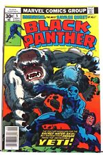 Black Panther  Vol. 1 (1977-1979)  #5  Marvel < NM > Jack Kirby