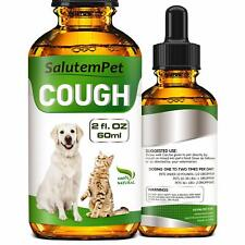 Dog Cough - Kennel Cough - Dog Allergy Relief -Supplements for Dogs &Cats Health