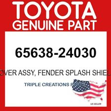 TOYOTA GENUINE 6563824030 LINER, REAR WHEEL HOUSE, LH 65638-24030(Fits: Lexus)