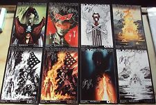BLACKCROSS 1 PROJECT SUPERPOWERS WARREN ELLIS 8 VARIANTS SIGNED BY COLTON WORLEY