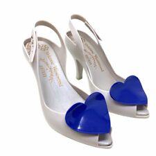 Vivienne Westwood x Melissa Anglomania 1st Collection Slingback Heels Sz 8 Pumps