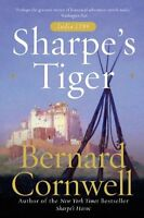 Sharpes Tiger (Richard Sharpes Adventure Series #1) by Bernard Cornwell