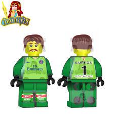 LEGO Custom Football Soccer Buffon in Club Jersey