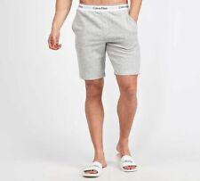 Calvin Klein - Lounge Waistband Short (Grey) Mens