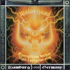Motorhead - Everything Louder Than Everyone El (NEW CD)
