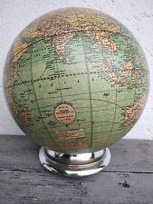 Globe terrestre mappemonde Weber Costello, neuf, objet de qualité, socle alu