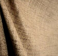 Brown Tan Tweed Textured Upholstery Fabric