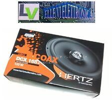 DCX 165.3 Hertz Coppia Casse Woofer Tweeter 2 Vie 120 Watt 165 mm Linea Dieci