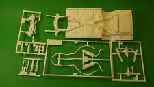 1962 Chevy bel air ss 1/25 frame axle rear end suspension chassis model car part