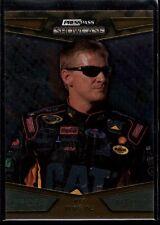 JEFF BURTON 5/125 2ND GEAR GOLD ELITE RARE SP 2010 PRESS PASS SHOWCASE NASCAR 18