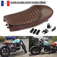 Vintage Retro Cafe Racer support fixation moto bosse siège selle Pr Honda CB CL