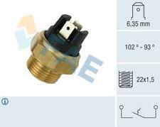 Thermocontact pour ventilateur FAE 37410 pour KADETT E CAMIONNETTE, KADETT E