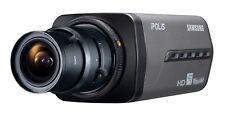 "Samsung SNB-5000P 1.3 Megapixel HD Network IP PoE 1/3"" CCTV Security Body Camera"