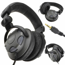 Psg08456 Pro Signal Headphone DJ Deluxe Silver Headphones Club Party Earphones