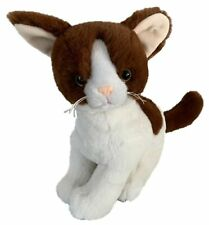 "Plushies Dogs and Cats 11"" Plush Animal Toys (Cornish Rex)"