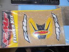 NOS FMF Front Fender Graphic Kit Suzuki 1996-2000 RM125/250 7492001
