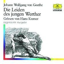 HANS KREMER - DIE LEIDEN DES JUNGEN WERTHER 4 CD NEU
