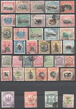NORTH BORNEO  USED STAMPS