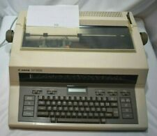 New Listingvintage Canon Ap300 Electronic Typewriter With Power Cord And Cover Tested