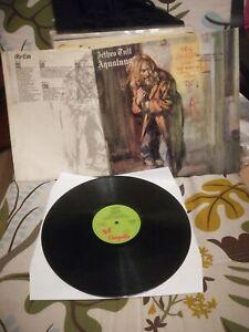 LP vinile Jethro Tull AQUALUNG - ita 1974